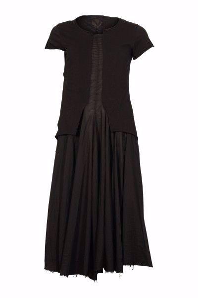 fb64faca Black Label kjole sort