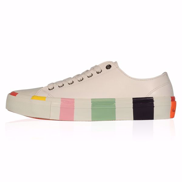 PAUL SMITH SNEAKERS HVIDE