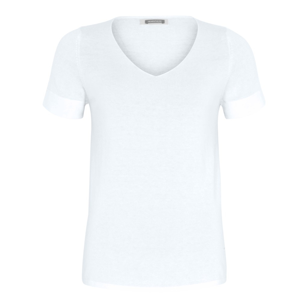 HEMEISPHERE STRIK T-SHIRT OFF.WHITE