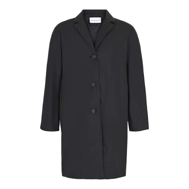 ROSSO COTTON COAT SORT