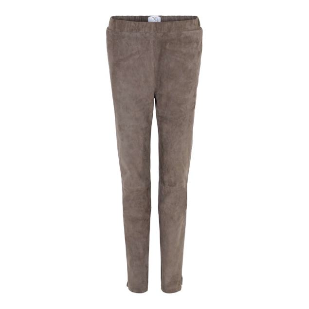 WHITE T RUSKINDS LEGGINGS TAUPE