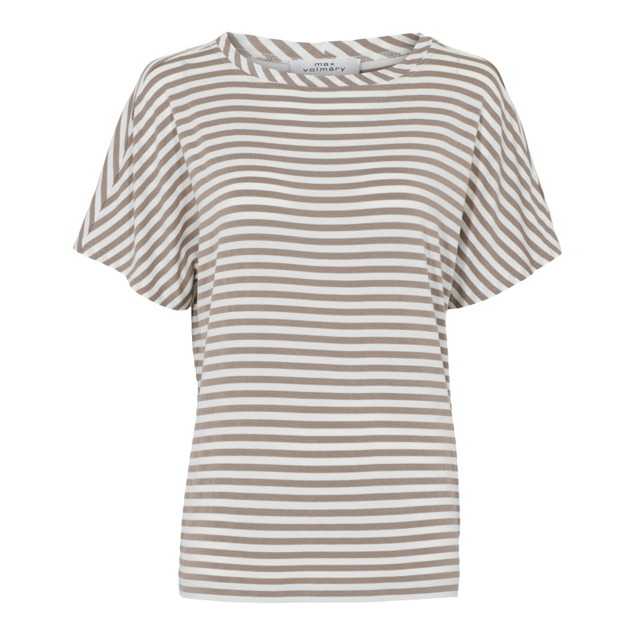MAX VOLMARY T-SHIRT STRIBET SAND